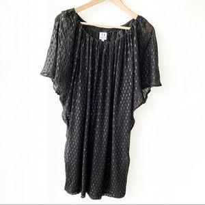 Halston Heritage Silk Cocktail Dress